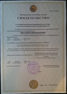 ОГРНИП-1