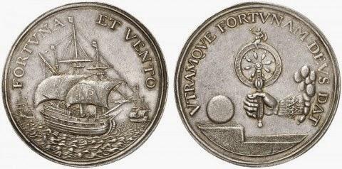 фортуна на монете